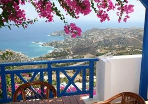 Kreta met adembenemend uitzicht op zee. Incl. tickets en huurwagen.