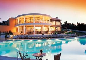 Luxueus genieten in Chalkidiki, Griekenland, 5*