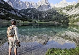 Actief familieprogramma in de Tiroolse bergen