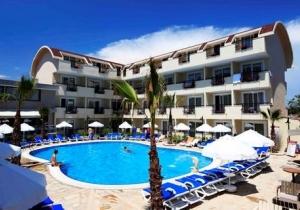 Eén week lang genieten aan de Turkse Riviera in Side