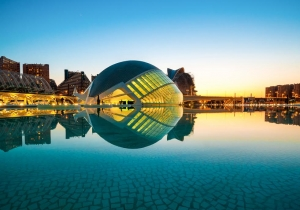 Click & Go citytripdeals! 4 dagen nazomeren in dit charmant hotel in Valencia