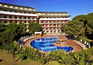 Turkije, 8 dagen all-in,  5* familiehotel met glijbanen