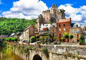 Verblijf van 1 week lang, 4* hotel in de Franse Pyreneeën