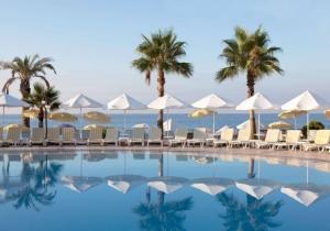 Buitenkans! 7 nachten in het luxueuze Incekum Beach 4* Resort in Antalya - all in