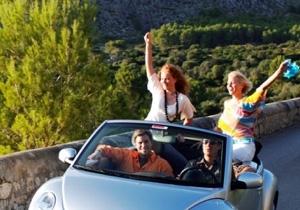 Ontdek je vakantiebestemming op je eigen tempo dankzij de all-in formule van Sunny Cars