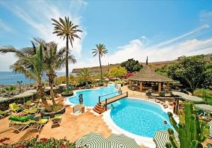 1 week in een uniek 4* klifhotel op het eiland La Gomera! Vertrek 02/12
