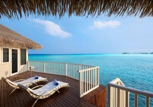 Droomvakantie in het voorjaar! 5 nachten op de mooie Malediven, 4* all-in