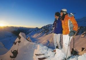Skipret voor jong en oud in het Oostenrijkse Kleinwalsertal