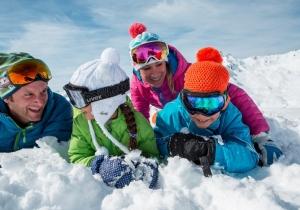 Op wintersport in Oostenrijk: kom skiën met het hele gezin in het sneeuwzekere en veelzijdige Montafon!