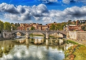 3 dagen culinair en cultureel genieten in Rome aan een voordelige prijs! Incl. ontbijt