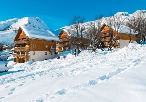 Skitopper in Frankrijk: logeer 8 dagen nabij de piste, incl. skipas, zwembad & sauna