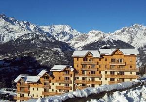 8 dagen skiën in de Savoie in januari! Op 100m van de piste en lift, incl. skipass