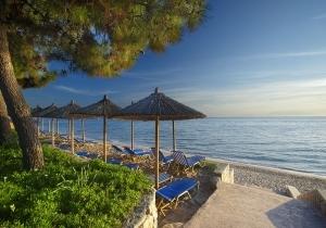 Griekenland in mei: 4 dagen in all in 4* luxehotel aan het strand, inclusief vluchten: vanaf € 399 p.p!