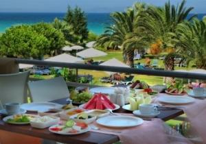 Ontdek het langste strand van Turkije! Vertrek 21/04 naar 4* all in hotel