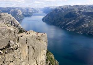 Ontdek Noorwegen op deze unieke minitrip Stavanger - Lysefjord vanaf € 489! Vertrek 21/04 voor 8d., incl. vluchten en hotel