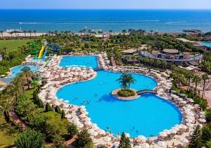 Luieren in Antalya tijdens de paasvakantie! 8d. in 5* hotel, ultra all-inclusive