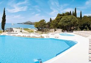 Toppromo: 8d. relaxen in rustig hotel in Dubrovnik, direct aan het strand