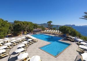 All-in toppromo op Ibiza met prachtig uitzicht op zee! 8d. in 4* hotel, vertrek 13/05