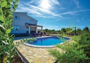 Kom een weekje tot rust in een leuk vakantiehuis in het prachtige Kroatië!