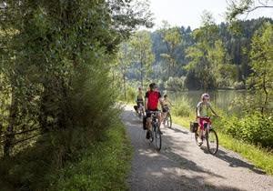 Dankzij haar imposante bergtoppen is Osttirol het walhalla voor fietsers en mountainbikers