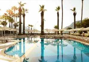 Topkans! 8d. all inclusive in dit stijlvol 4* adults only SENTIDO-hotel in Turkije!