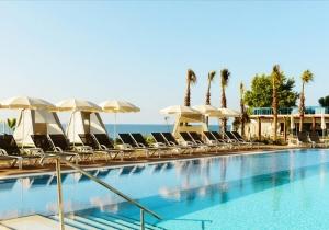 Elegant en trendy 5* hotel aan de Turkse Rivièra! 8d. all inclusive!