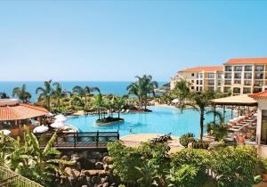 Prestigieus 4*hotel met exotische tuinen op Madeira! Geniet van lekker eten, een schitterend uitzicht en het mooie weer!