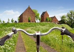 Win een magisch fietsweekend voor twee personen in Groningen, met overnachting inclusief ontbijt!