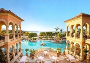 Ontdek het paradijs op Tenerife! In dit luxueus 5* hotel in authentieke Al-Andalus architectuur kom je helemaal tot rust!