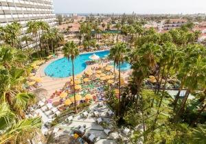 Comfortabel hotel met veel groen op Gran Canaria, vertrek 02/05 voor 8d.
