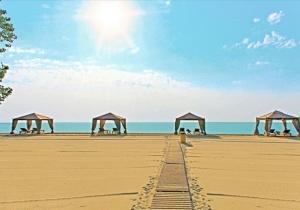 Top promo Griekenland: 5* hotel aan het zandstrand, gratis wellness & wifi