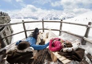 Wees er snel bij als je nog een laatste keer je skilatten wil testen! De Oostenrijkse sneeuw wacht op jou