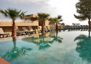 Blaas even uit in dit tophotel aan een van de mooiste baaien van Mallorca