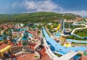 Topdeal! 5* all-inclusive hotel in Kusadasi, Turkije, met schitterend aquapark