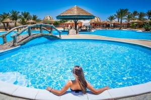 Laat je verleiden door deze lastminute & geniet met de kids in dit all in resort met privé zandstrand in Egypte. Vertrek 12/03 v.a. €525