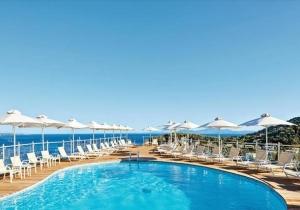 Proef 5d van de Griekse cultuur in dit 4* resort in Corfu met prachtig uitzicht