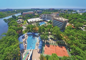 Schitterend 5* all-inclusive hotel in Side met privéstrand, vertrek 31/03