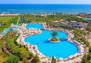 Er even tussenuit? Vertrek 07/04 naar 5* ultra all-in hotel in Antalya