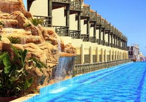 Ontdek jouw deluxe bungalow op dit all-in resort in Egypte, vertrek 19/03
