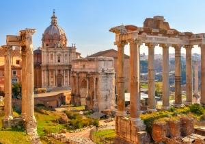 Ontdek Rome aan een scherpe prijs! Vertrek 30/08, incl. vluchten