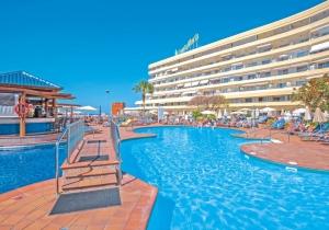 Ga lekker relaxen in dit gezellige complex met topligging op Tenerife