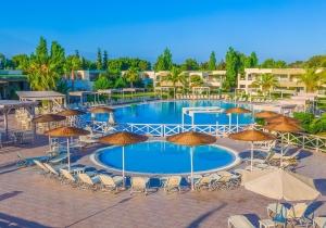 Luxe 5* all-in hotel op Kos met ruime kamers en suites. Vertrek 25/05
