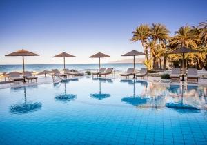 Populair 5*  all in hotel op Kreta, vlak aan het strand. Vertrek 29/05 naar de zon!