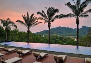 10d. in paradijselijk Thailand in 4* hotel omringd door de jungle!