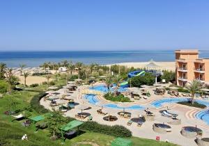 Gezellig 4* all in vakantieresort aan de Rode Zee in Egypte