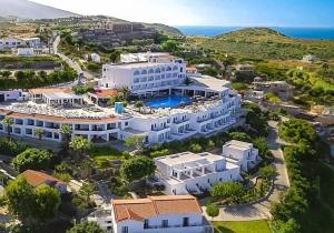 Top 4* all inclusive hotel op Kreta, met fabelachtig uitzicht op de baai
