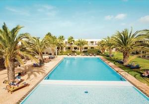 Kleinschalig en modern 4* hotel op Kaapverdië, ideaal voor een relaxvakantie! Rustig gelegen, vlak bij het zandstrand