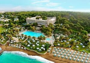 Luxueus ultra all-in 5* resort met luxevilla's in Turkije, vertrek 18/07