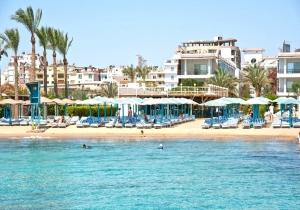 Relaxen met het hele gezin in dit 4* all-in hotel in Egypte, vlak bij het strand