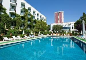 Luxueus genieten van de zon in Turkije! 5* ultra all in hotel, direct aan het strand